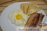 Фото к рецепту: Яйца в облаках