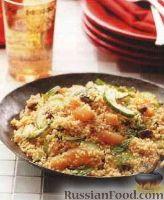Фото к рецепту: Кускус по-мароккански
