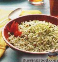 Фото к рецепту: Рис по-карибски