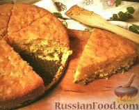 Фото к рецепту: Пирог с киви