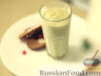 Фото к рецепту: Молочно-фруктовый смузи