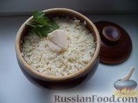 Фото приготовления рецепта: Пшенная каша в горшочках - шаг №7