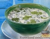 Фото к рецепту: Кокосовый суп