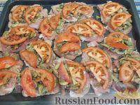 Фото приготовления рецепта: Мясо по-французски - шаг №10
