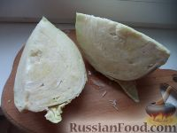 Фото приготовления рецепта: Кимчи из белокочанной капусты - шаг №2