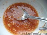 Фото приготовления рецепта: Кимчи из белокочанной капусты - шаг №10