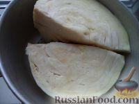 Фото приготовления рецепта: Кимчи из белокочанной капусты - шаг №7