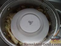Фото приготовления рецепта: Кимчи из белокочанной капусты - шаг №11