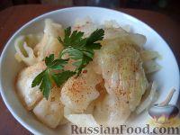 Фото к рецепту: Кимчи из белокочанной капусты