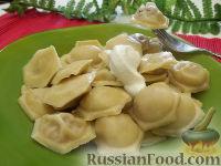 Фото к рецепту: Сибирские пельмени