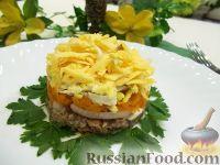 Фото к рецепту: Салат «Мимоза»
