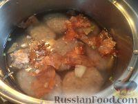 Фото приготовления рецепта: Диетические рыбные котлеты - шаг №8