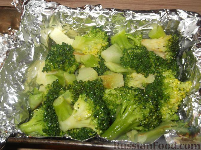 брокколи в кляре рецепт с фото на сковороде