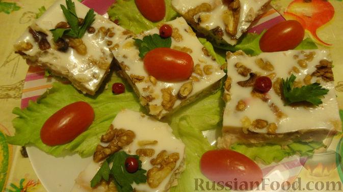 Фото приготовления рецепта: Соус-желе из красной рябины (к мясу) - шаг №2
