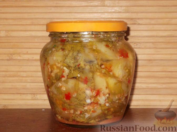 Рецепт соленых зеленых помидоров с чесноком и перцем: отличная острая закуска