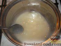 Фото приготовления рецепта: Любительский крем заварной без яиц - шаг №5
