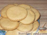 Фото к рецепту: Печенье сдобное