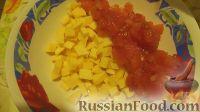Фото приготовления рецепта: Мясные лукошки - шаг №6