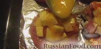 Фото приготовления рецепта: Мясные лукошки - шаг №7