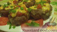 Фото приготовления рецепта: Мясные лукошки - шаг №10