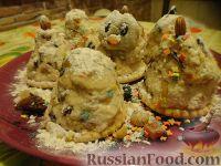 Фото к рецепту: Творожные пирожные