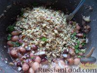 Фото приготовления рецепта: Лобио из красной фасоли - шаг №8