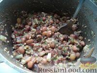 Фото приготовления рецепта: Лобио из красной фасоли - шаг №9