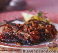 Фото к рецепту: Заливное из бычьего хвоста