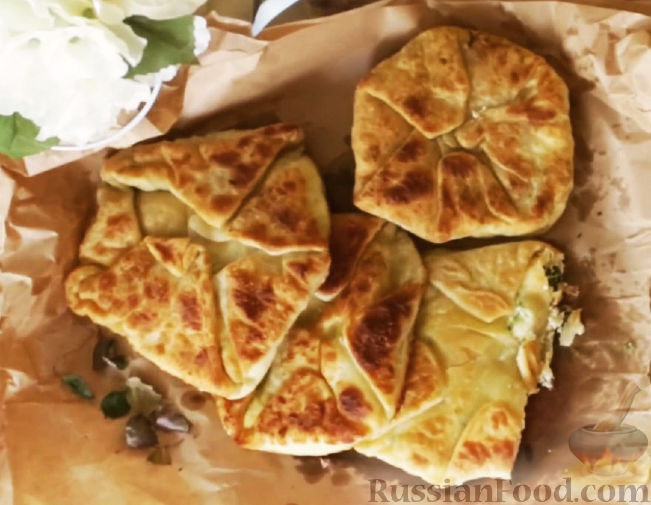 плацынды рецепт с фото с картошкой