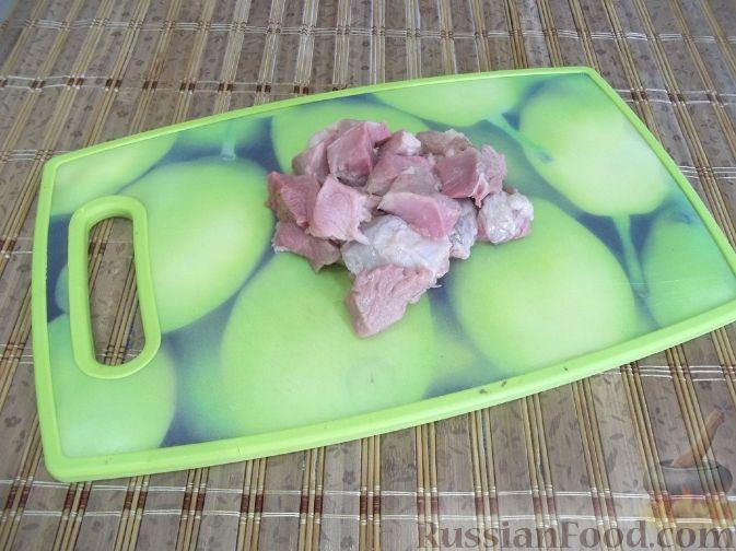 рагу в горшочках с мясом рецепт с фото