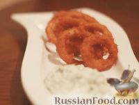 Фото к рецепту: Луковые колечки