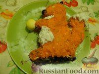 """Фото к рецепту: Салат """"Белочка"""""""