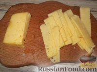 Фото приготовления рецепта: Мясной рулет с тыквой и сыром - шаг №6