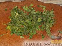 Фото приготовления рецепта: Мясной рулет с тыквой и сыром - шаг №8