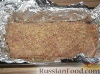 Фото приготовления рецепта: Мясной рулет с тыквой и сыром - шаг №16