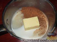 Фото приготовления рецепта: Глазурь шоколадная - шаг №2