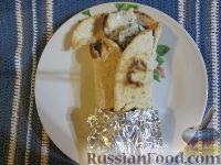 Фото к рецепту: Лепешки (лаваш) с фалафель