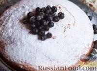 Фото к рецепту: Манник с кокосом