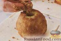 Фото приготовления рецепта: Яблоки, запеченные в тесте - шаг №1
