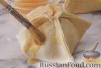 Фото приготовления рецепта: Яблоки, запеченные в тесте - шаг №2