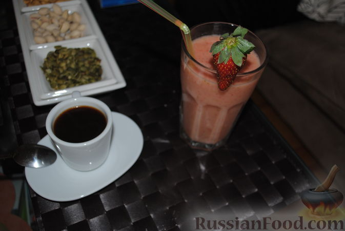 Рецепт Витаминный утренний коктейльчик