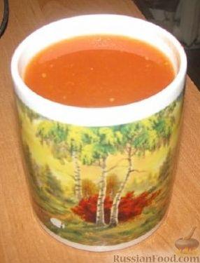 Рецепт Домашний консервированный томатный сок