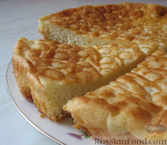 Рецепт Манник на кефире