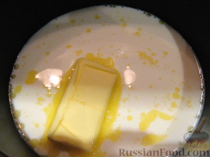 Фото приготовления рецепта: Лимонный пирог на гречневой муке - шаг №7