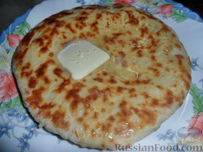 рецепт хачапури с брынзой с фото