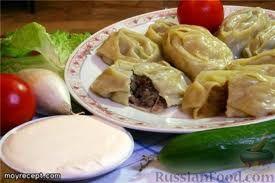 Рецепт Баоцзы по шаньдунски