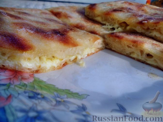 Приготовить хачапури с сыром