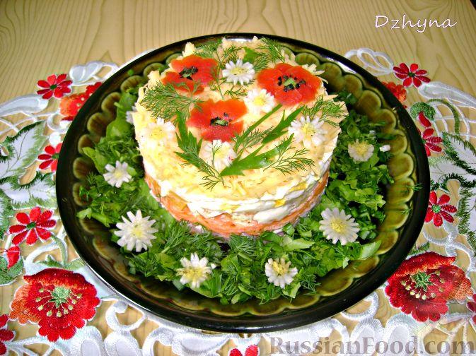 Праздничный летний стол рецепты простые и вкусные