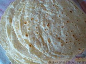 Рецепт Мексиканский хлеб