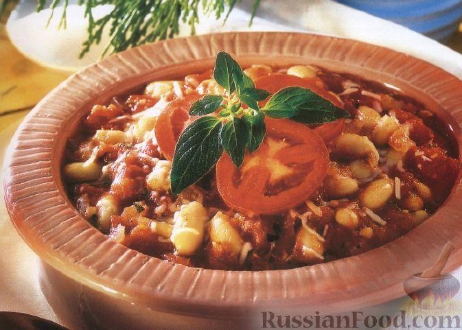 Рецепт Фасолевое рагу